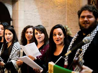 Songs of Bethlehem Event tickets - Amos Trust