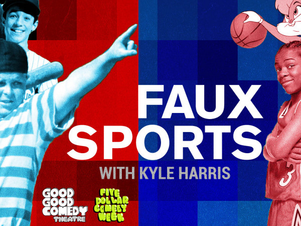 Faux Sports Event tickets - Good Good Comedy Theatre
