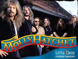 Molly Hatchet LIVE!! tickets - Little Creek Casino