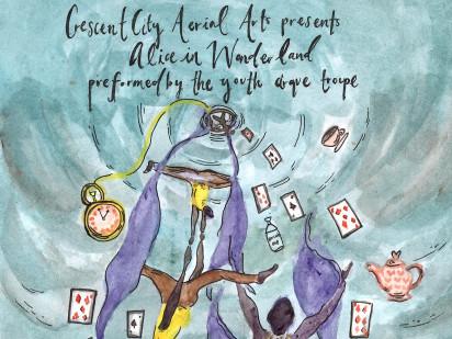 Alice in Wonderland Event tickets - Inverse Universe