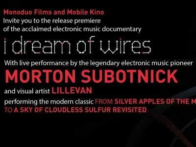 I DREAM OF WIRES - Berlin 28th July 2015 Event tickets - I DREAM OF WIRES Event Berlin