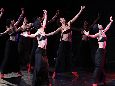 Jennifer Muller/The Works tickets - Kaatsbaan International Dance Center