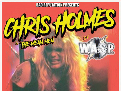 Chris Holmes & the Mean Men