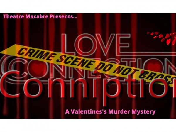 Love Conniption 2 Murder Mystery Event tickets - Stem Events
