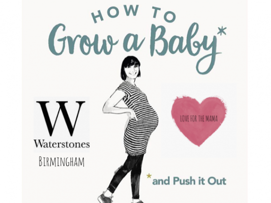How to grow a baby and push it out! Event tickets - Love For The Mama