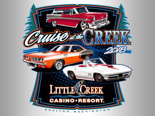 Cruise At The Creek Event tickets - Little Creek Casino