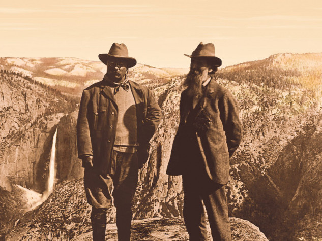 Sherb Talk: The History of Public Lands