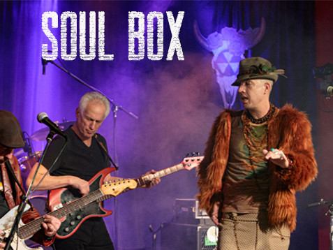 SOUL BOX - SOLD OUT