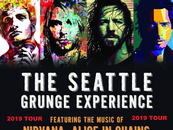 The Seattle Grunge Experience Event tickets - Dolans pub
