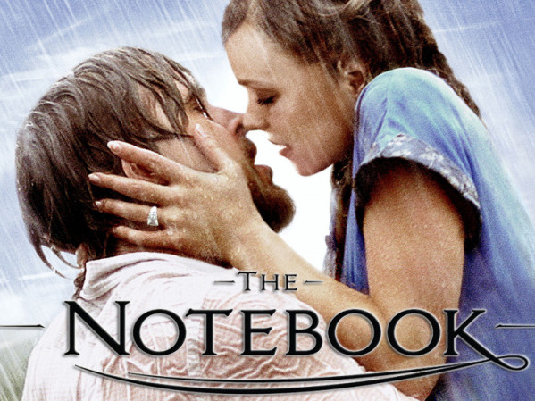 Side 1:  The Notebook & Magic Mike