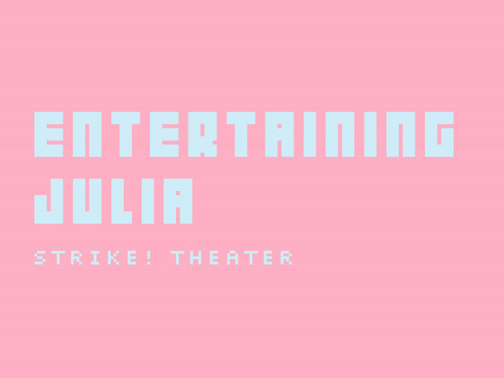 Entertaining Julia Event tickets - The 10,000 Laughs Comedy Festival