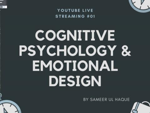 Cognitive Psychology & Emotional Design tickets - Designient School Of Masterminds