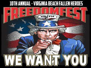 10th Annual VBFH FreedomFest