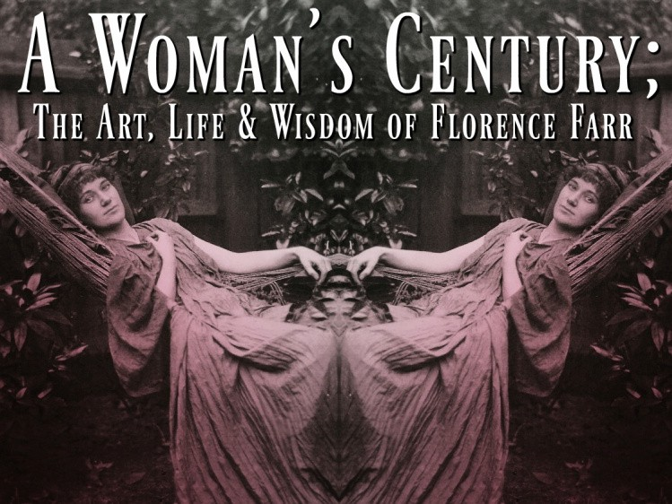 A Woman's Century Event tickets - A Woman's Century; the Art, Life and Wisdom of Florence Farr