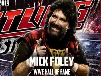 Meet WWE Hall Of Famer Mick Foley Event tickets - The Wrestling Guy