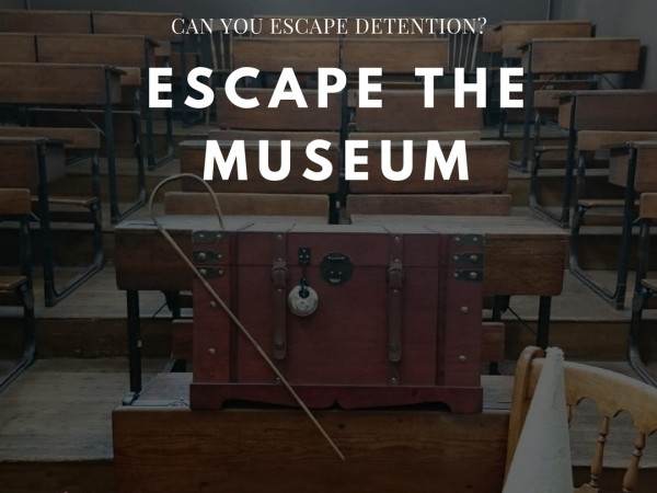 1 Hour Live Escape Room Event tickets - British Schools Museum