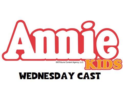 Annie KIDS (K-4th grade. WED CAST) tickets - Spotlight