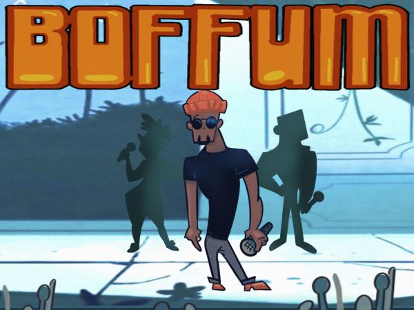 Boffum Event tickets - Good Good Comedy Theatre
