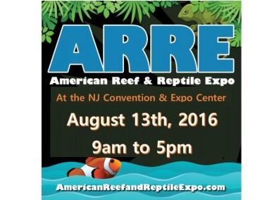 American Reef & Reptile Expo Edison NJ Event tickets - ARRE