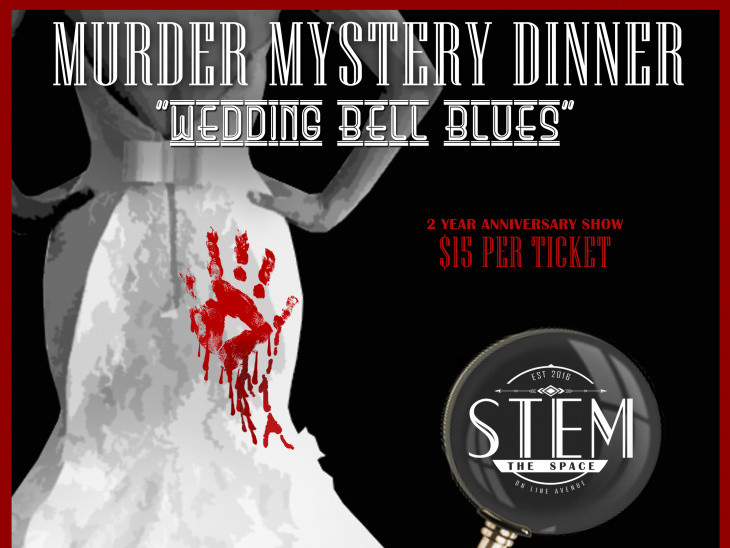 Wedding Belle Blues Event tickets - Stem Events