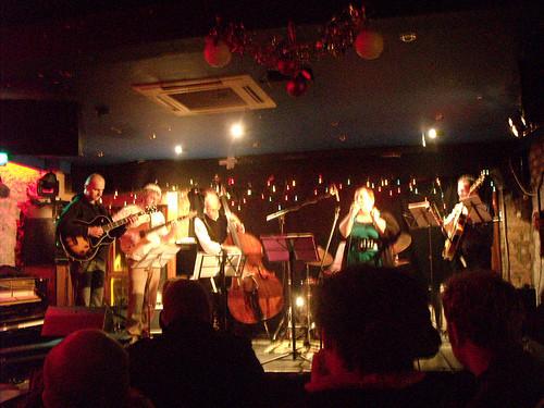 Jazz Workshop Xmas performance tickets - Dolans pub