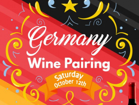 Germany Wine Pairing Event tickets - Bellalago Club