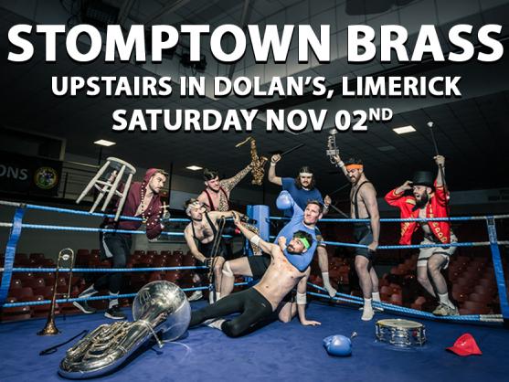 Stomptown Brass tickets - Dolans pub