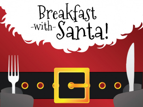 Breakfast with Santa and Mrs. Claus Event tickets - Green Ridge Club