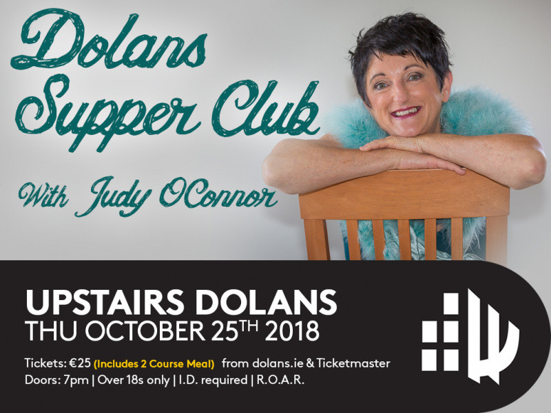 The Supper Club Halloween Special tickets - Dolans pub