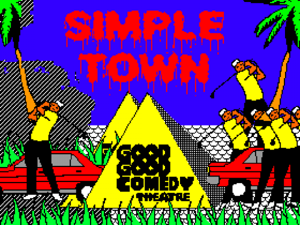Simple Town tickets - Good Good Comedy Theatre