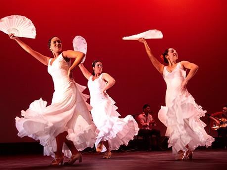Flamenco Vivo Carlota Santana Event tickets - Kaatsbaan International Dance Center