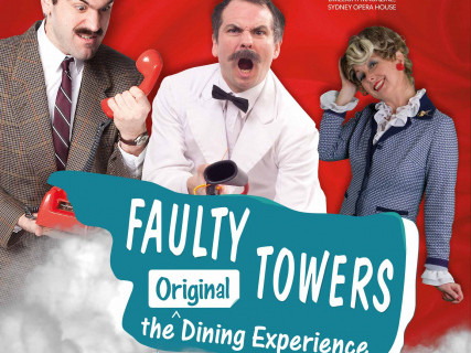Faulty Towers Dining Experience tickets - Dolans pub