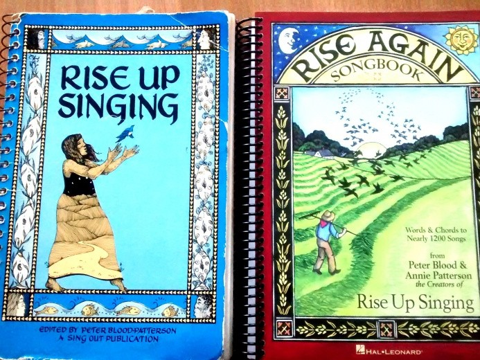 Rise Up Singing Show Event tickets - Lightning Lucas