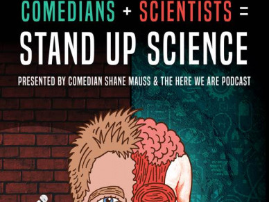 Shane Mauss: Stand-up Science