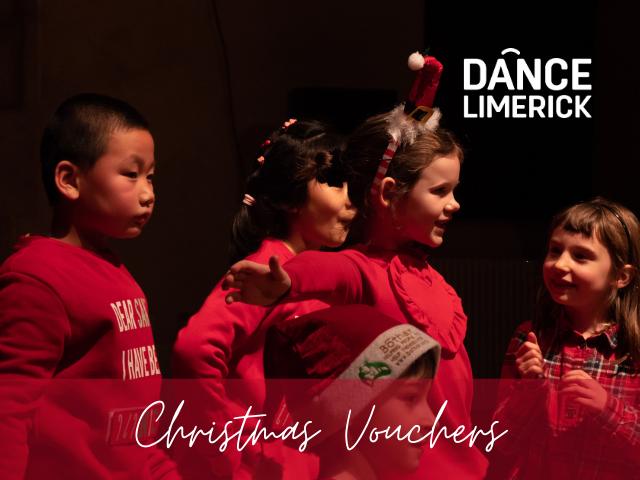 Dance Class Christmas Voucher Event tickets - Dance Limerick
