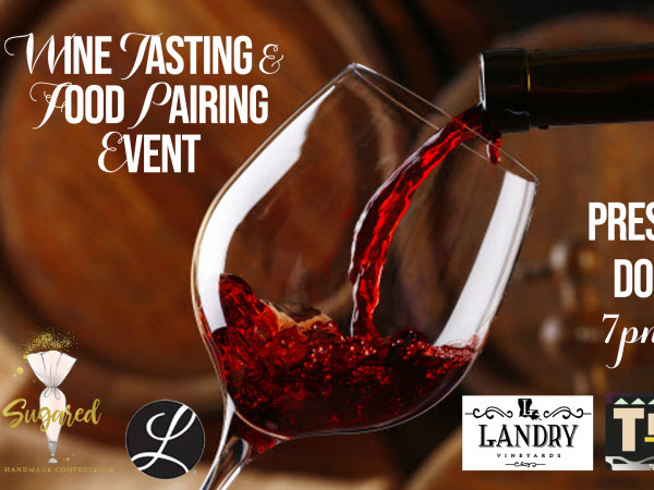 Copy of Wine and Food event Event tickets - Stem Events