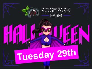 Halloween Pantomime -Villains & Heroes tickets - Rosepark Farm