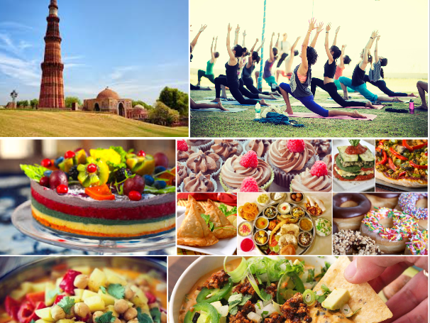 Delhi Yoga and Vegan Festival tickets - YogificIndia