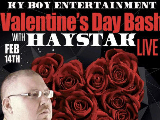 2020 VALENTINES DAY BASH WITH HAYSTAK