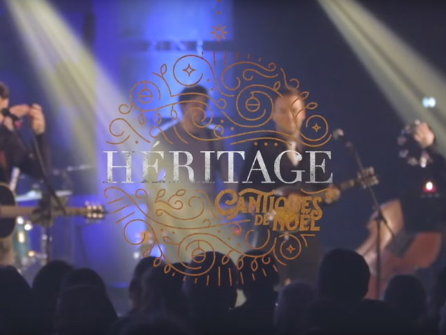 Heritage - Cantique de Noel Event tickets - La Bible Parle