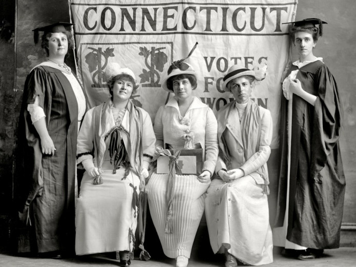 Connecticut's Legacy of Suffrage