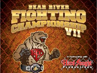 Bear River Fighting  Championship VII Event tickets - Bear River Casino Resort