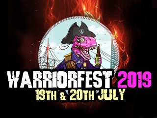 WarriorFest 2019 Event tickets - Staggeringly Good Brewery