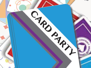 Beat the Winter Blues Card Party 2020 Event tickets - Elizabethan Gardens