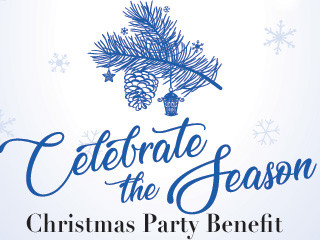 Christmas Party Benefit Event tickets - Elizabethan Gardens