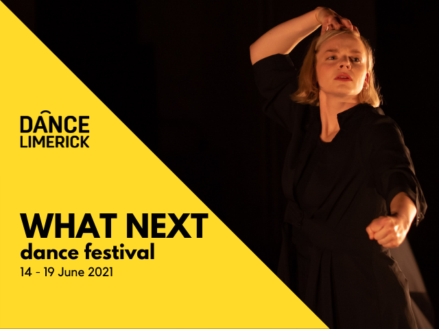 STEP UP COMMISSIONS PROGRAMME tickets - Dance Limerick