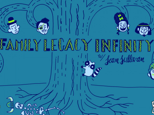 Family Legacy Infinity tickets - Good Good Comedy Theatre