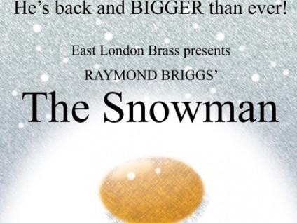 The Snowman - East London Brass tickets - East London Brass