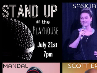 Stand up at the Playhouse tickets - Playhouse