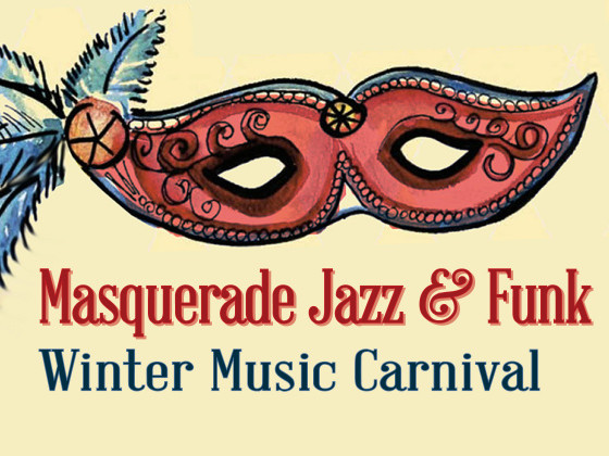 Masquerade Jazz Funk Music Carnival Event tickets - BarnArts Center for the Arts